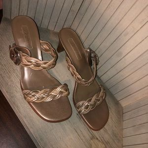 Brighton Shoes - Flawless Brighton Leather Heels Size 9.5